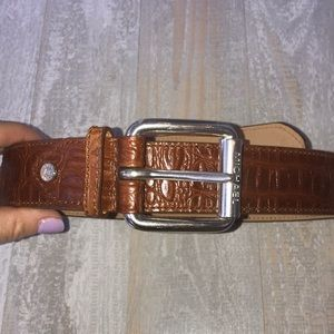 NWT Michael Kors Genuine Leather Belt Size Medium
